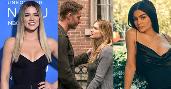 About that time This Is Us predicted Khloe Kardashian and Kylie Jenner's pregnancies: