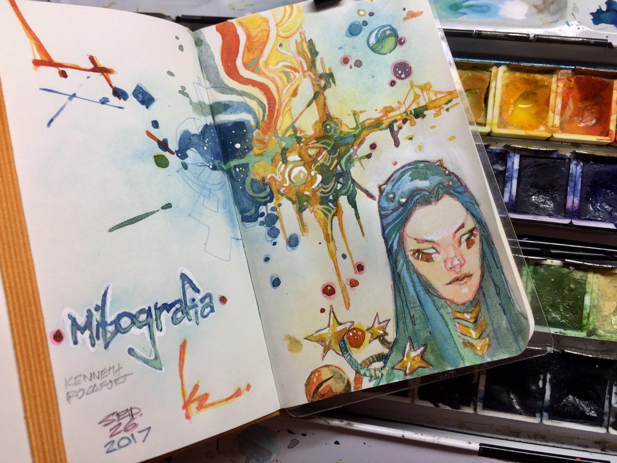 MOLESKINE By Fantomette - cover