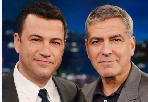 Why stars like Jimmy Kimmel and George Clooney won't shut up about politics: