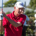 Sir Bob Charles 'pretty happy' to shoot 13 shots under age in NZ Women's Open pro-am
