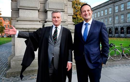 Varadkar takes UK-style loans for student fees off the table