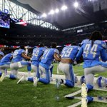New Trump outburst after another NFL team takes a knee