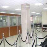 University student attempts to commit suicide inside banking hall