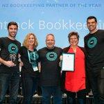 Whangarei's Ontrack wins Xero New Zealand Bookkeeping Partner of the Year Award
