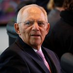 German Finance Minister Wolfgang Schaeuble to become parliament president: Source