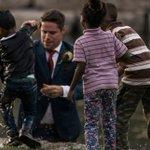 Groom saves drowning boy during his wedding photo shoot