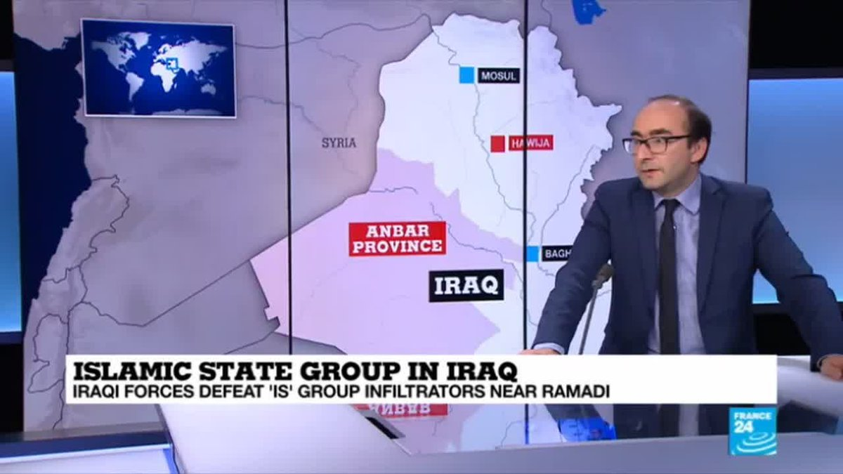 ?? Iraq: Army Forces defeat Islamic state group infiltrators near Ramadi