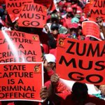 'Zuma must go': Thousands march against corruption in South Africa