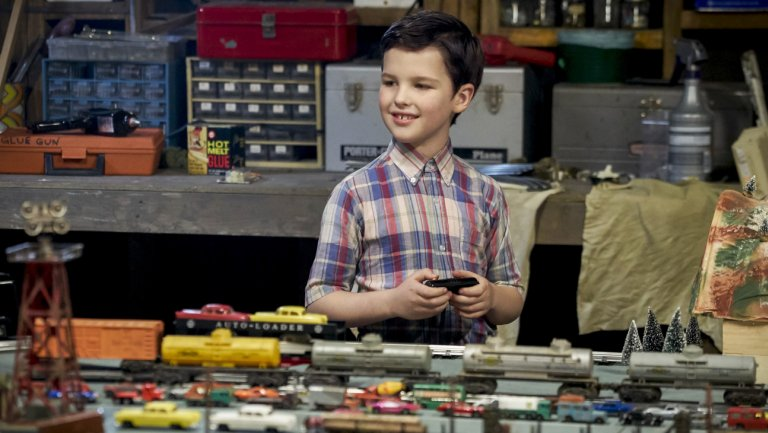 YoungSheldon Scores Full-Season Order at CBS