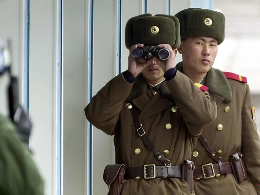 Report: North Korea is jamming BBC's new radio service. (Photo: AFP)