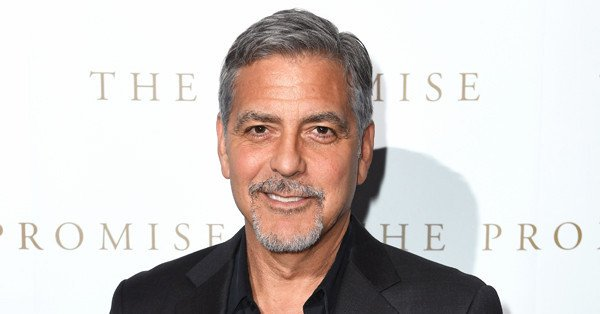 Need proof that George Clooney is the luckiest guy in the world? Well, here you go: