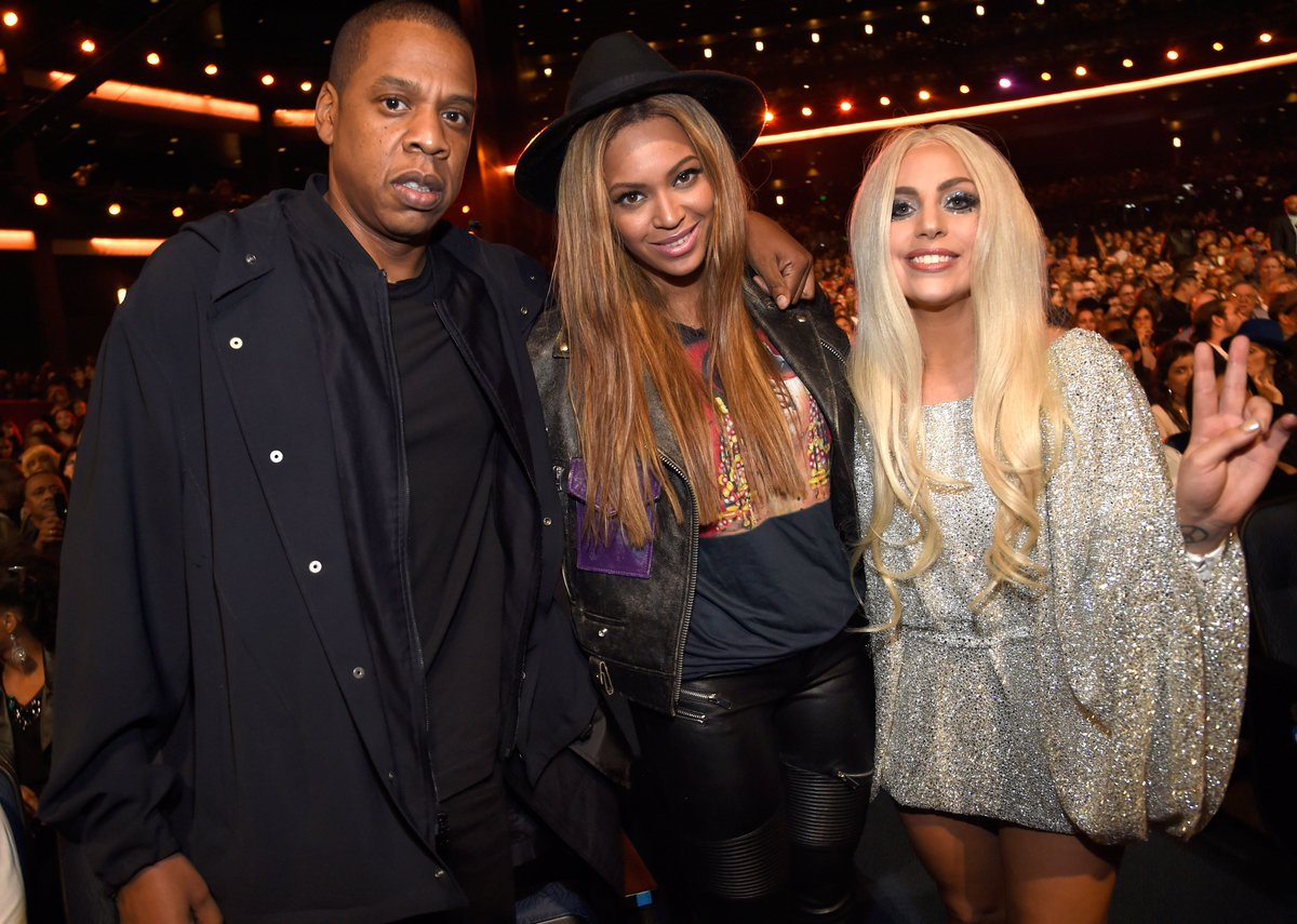 Beyonce sent a special gift to an ill Lady Gaga - see it here