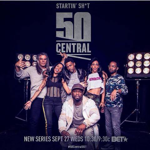 Make Sure You Set Your DVRs #50Central Premieres Tonight 10:30 p.m. EST / 9:30 pm Central ! BET !! Don't Miss it!! https://t.co/5vJm8rVfw2
