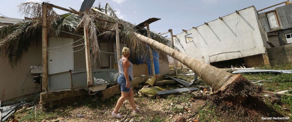 Ways to help relief efforts for hurricane-ravaged Puerto Rico: