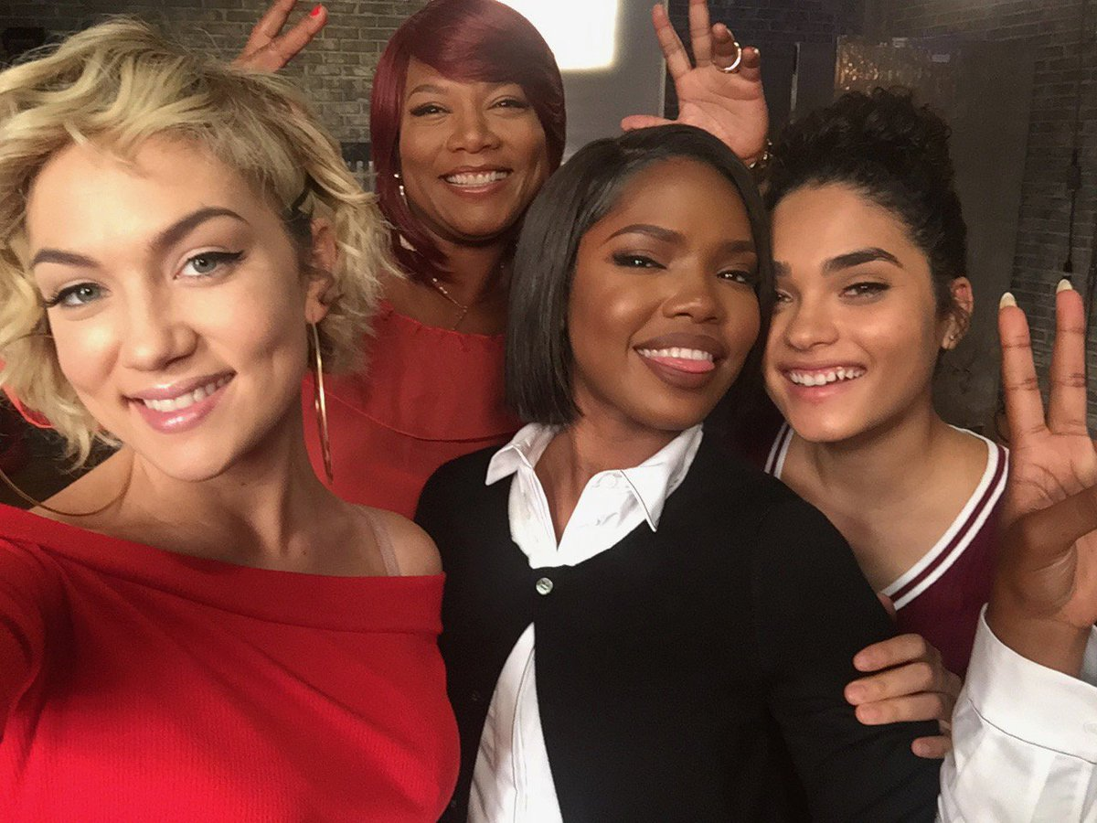 Love working with these amazing ladies! Watch us tonight on the #STAR and #EMPIRE season premiere! https://t.co/Qa2PKL6ceH