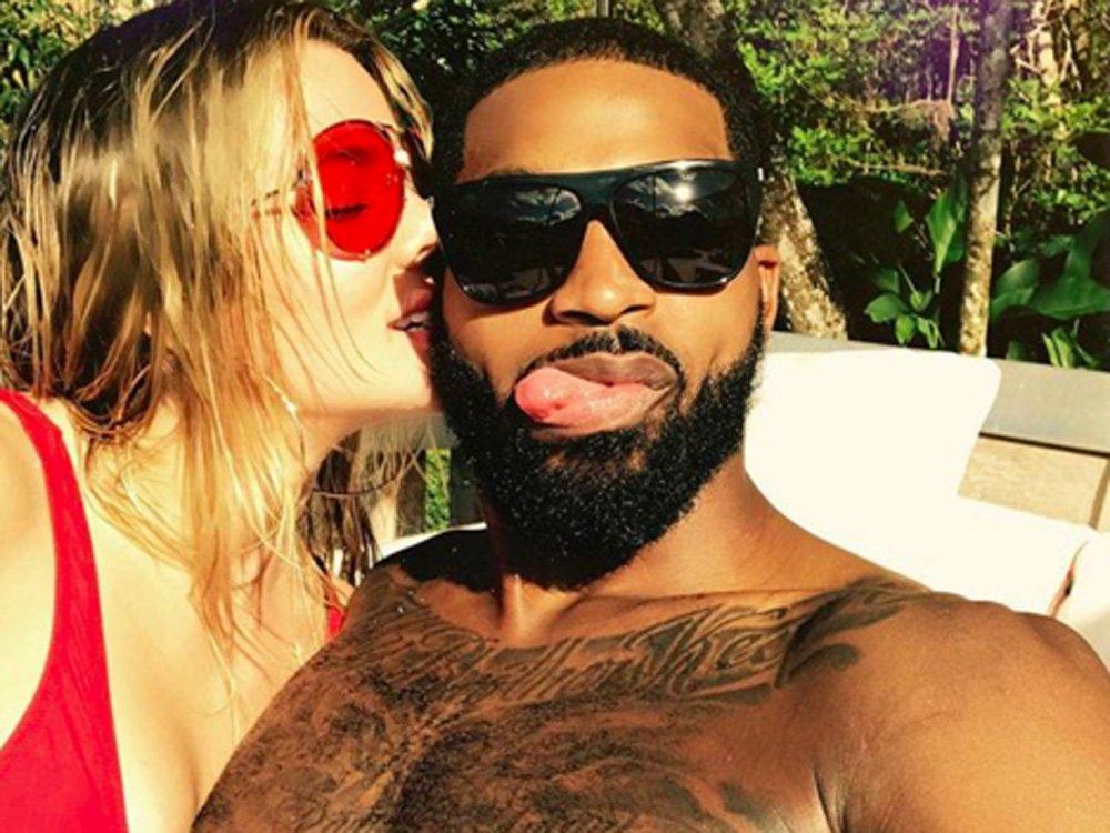 Did Khloe Kardashian's Boyfriend Just React To Their 'Pregnancy' News?