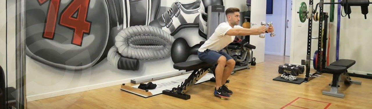 Mañana @TrainingJuanrl trae todas las progresiones necesarias para llegar a hacer variaciones complejas y seguras de sentadilla a una pierna https://t.co/GgD0fvXhNO
