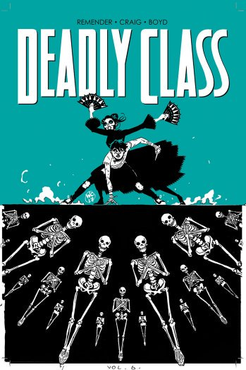Russo Brothers Adapting 'Deadly Class' Comic as Syfy Pilot