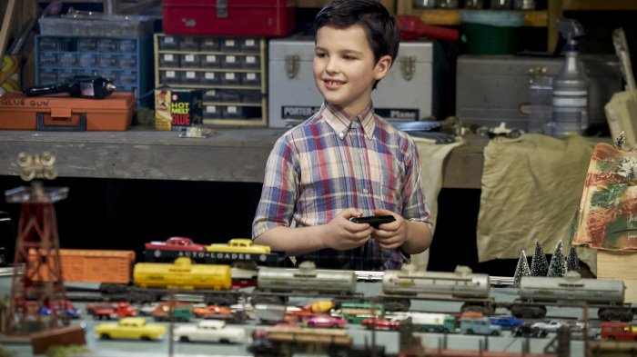 CBS picks up YoungSheldon for a full season