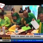Kamati Kuu CCM Wakutana Ikulu Dar Es salaam