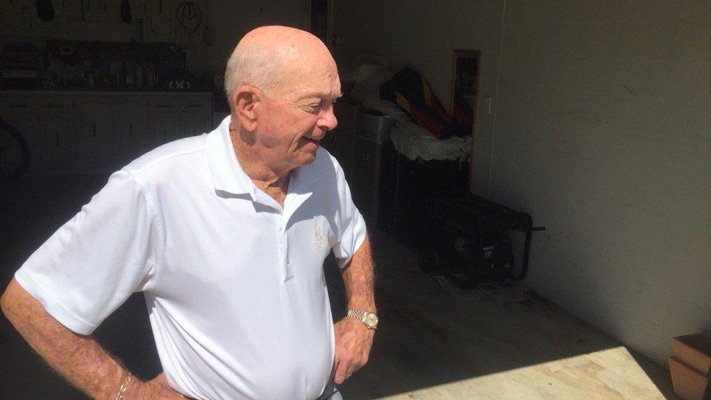 Neighbors thwart thieves stealing Casselberry man's generator