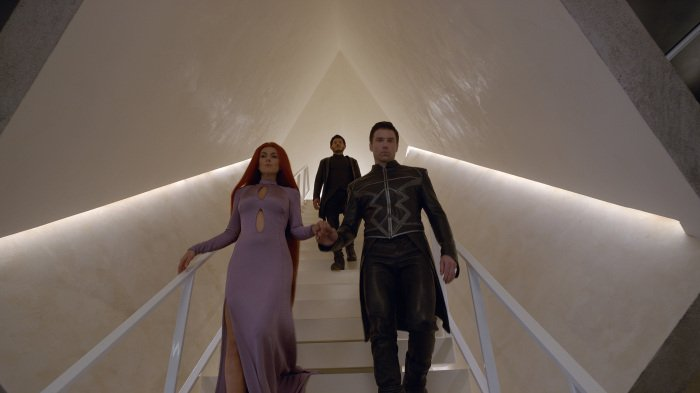 REVIEW: MarvelsInhumans on ABC