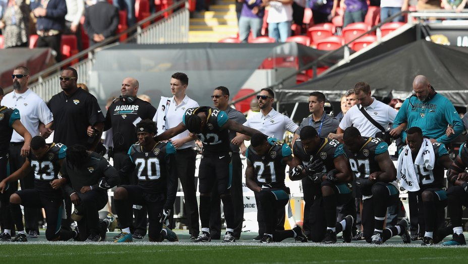 .@NFL protests could hurt @CBS, Wall Street analyst says