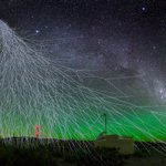 High-energy cosmic rays come from outside our Galaxy