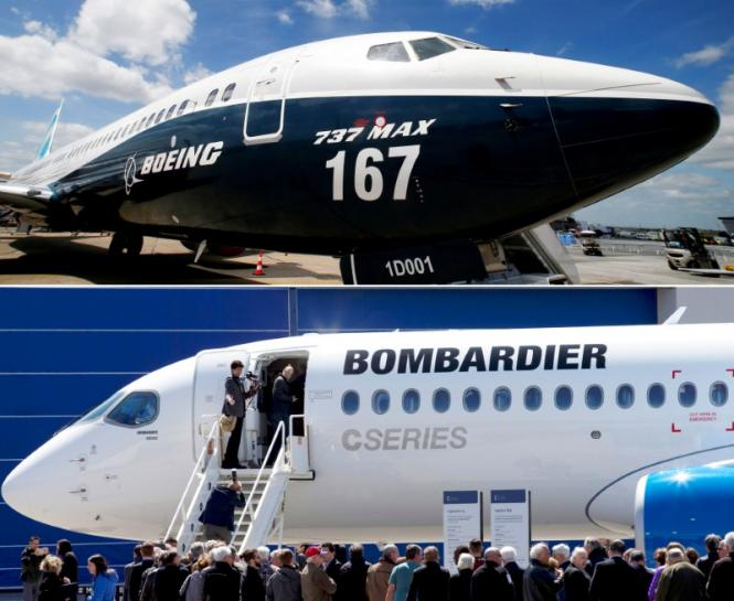 Little-known U.S. trade commission faces test in Boeing-Bombardier case