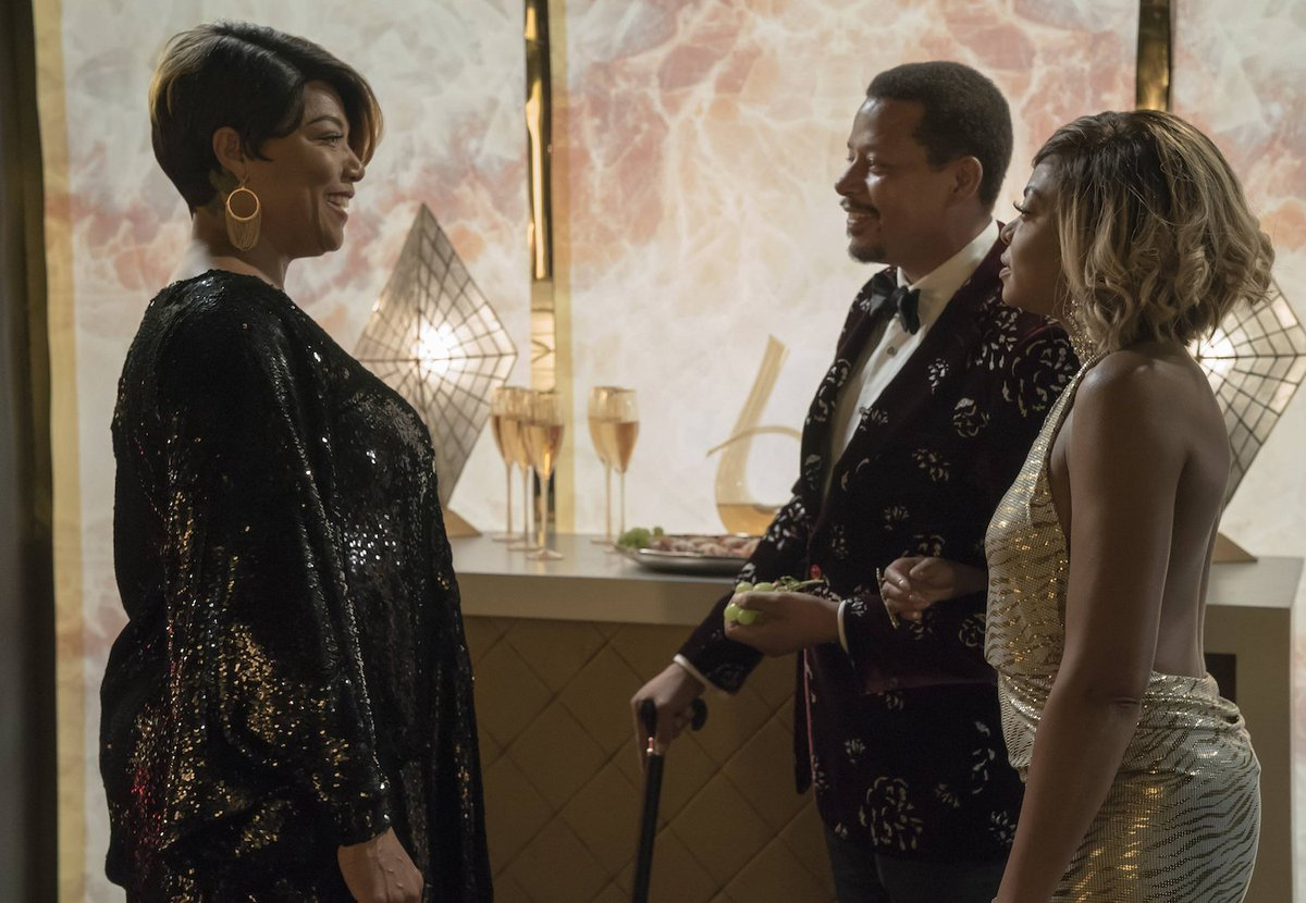 One more pic from #EMPIRE! @terrencehoward @TherealTaraji #STAR https://t.co/2jIrrXdMNb