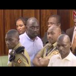 The men and women who stormed parliament, crime preventer suspended for 20 years in action