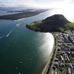 Bay of Plenty tourism spend up six per cent