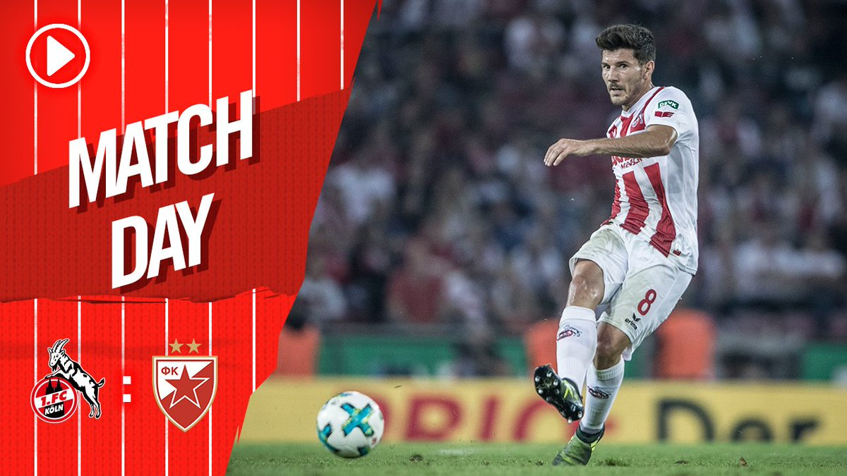 Kbk Köln 1 fc köln vs belgrade europa league 2017 2018