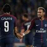 PSG - Bayern Munich: si, si, tout va bien entre Cavani et Neymar