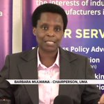 Manufacturing Sector Picking Up - Babra Mulwana(Uganda Manufacturers Association)