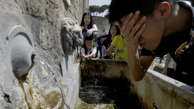 'Lucifer' heat waves could become regular occurence due to climate change