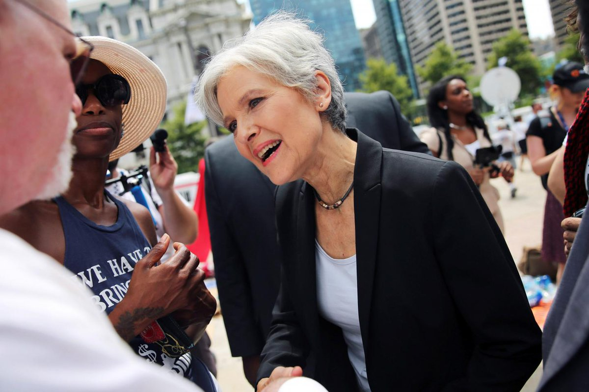 Green Party's Jill Stein defends Russia, North Korea's Kim Jong Un and Trump voters