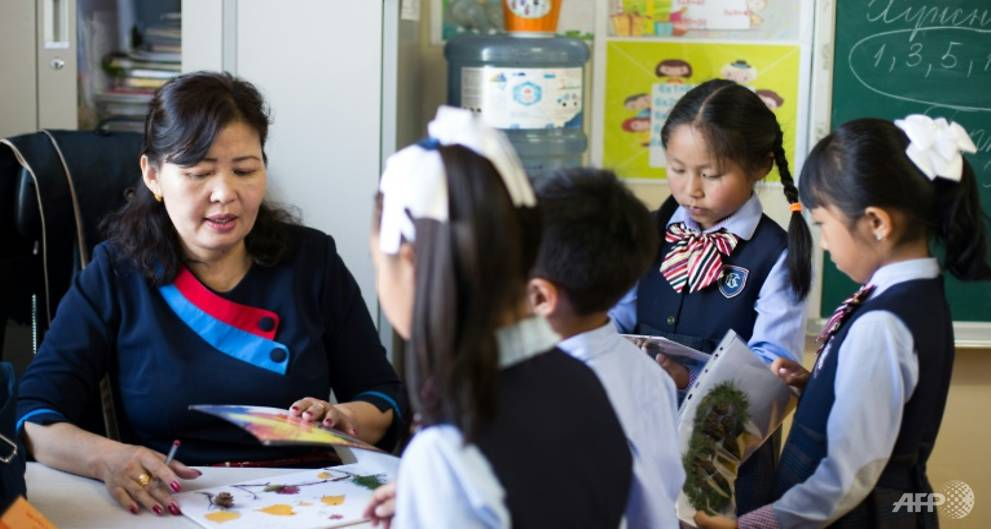 Need a kindergarten spot in Mongolia? Play the lottery
