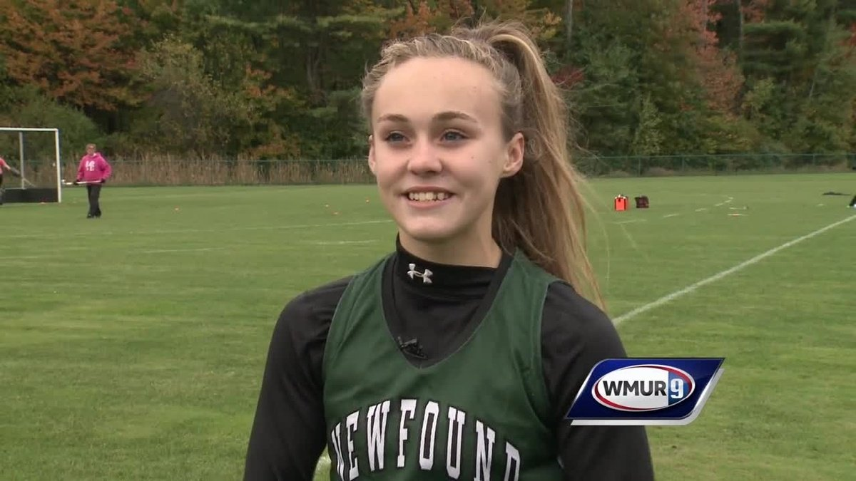 Newfound senior recently ranked 3rd best defensive field hockey player in NH