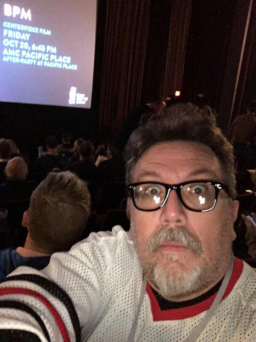 test Twitter Media - At @3DollarBillCine #TWIST 2017 Gala Opening at The Uptown...channeling a certain film director https://t.co/9buFMXPQu7