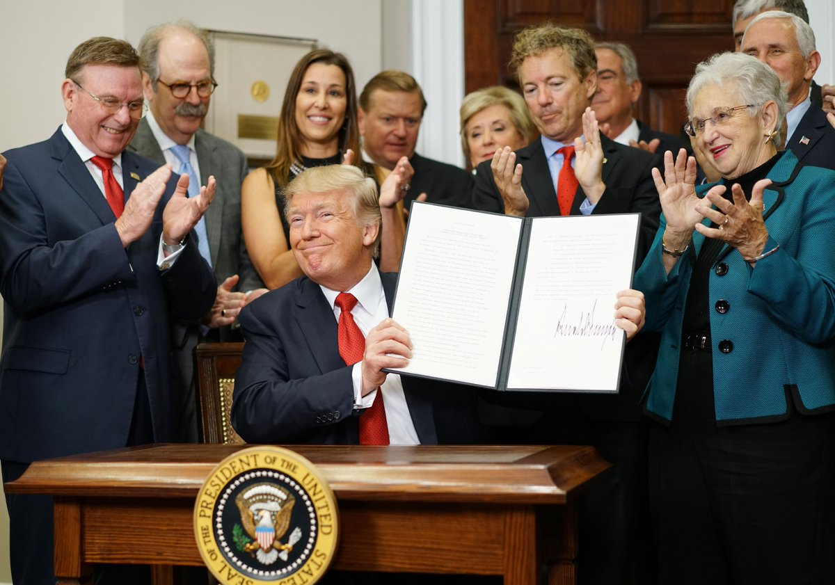 Trump health care executive order will leave sick Americans without access to health care