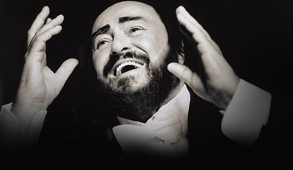 Happy Birthday to the one & only Luciano Pavarotti, continue to rest in peace