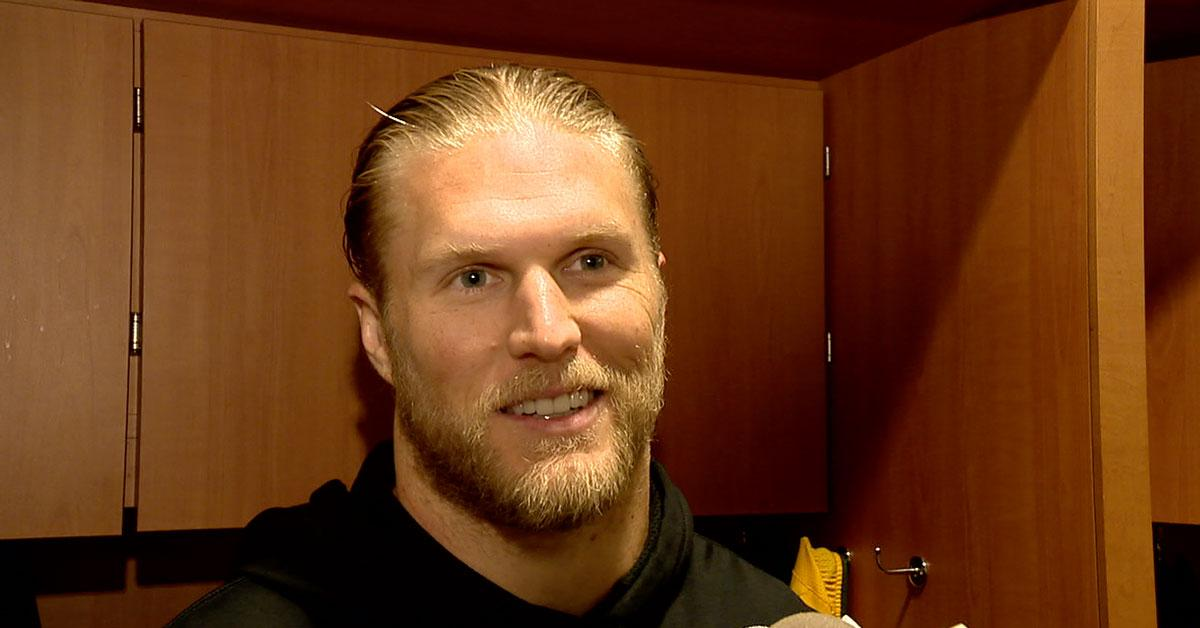 'There's opportunities all over the field'  @ClayMatthews52 talks #GBvsMIN ��: https://t.co/TGjSVaHzQJ  #GoPackGo https://t.co/40Q9jr2A6W