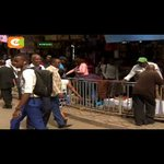 Traders decry losses due to NASA protests