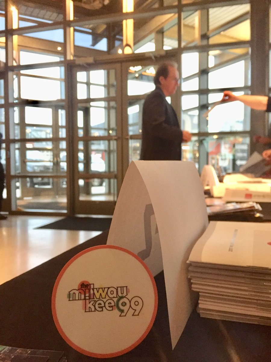RT @unitedadworkers: Doors are now open at the Harley-Davidson museum for the #MKE99 Award Show! https://t.co/cGfAWowVbL