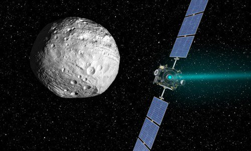 Asteroid grazes past Earth in 'critical' rehearsal