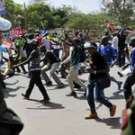 Kenya bans protests in main city centres: security minister