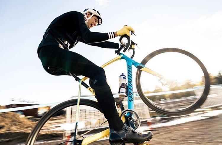 test Twitter Media - CycleCross is just like E-biking. It sucks until you actually try it😜  #Hooked 📸: @emrikjanssonphotography #retweet @martinsoederstroem https://t.co/sPQGuXrHcD