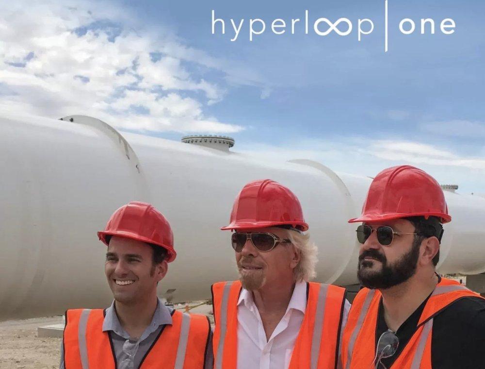 Hyperloop One becomes 'Virgin Hyperloop One' with Virgin Group investment https://t.co/2CZv0oDm5k https://t.co/fbsQtv5zLi