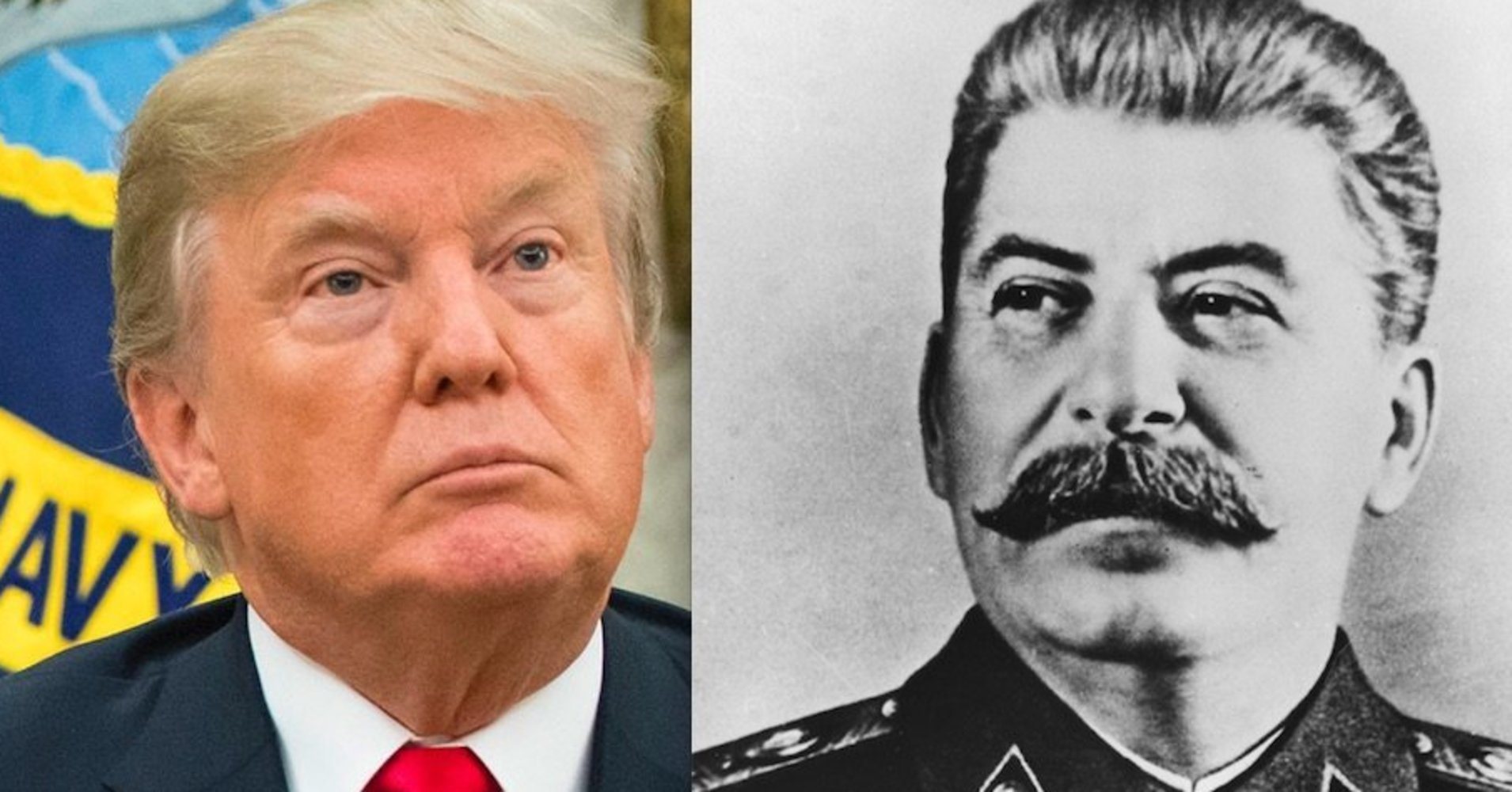 Khrushchev's granddaughter just compared Trump to Stalin https://t.co/A4OHjduA2I https://t.co/Rjvv3wTyjb